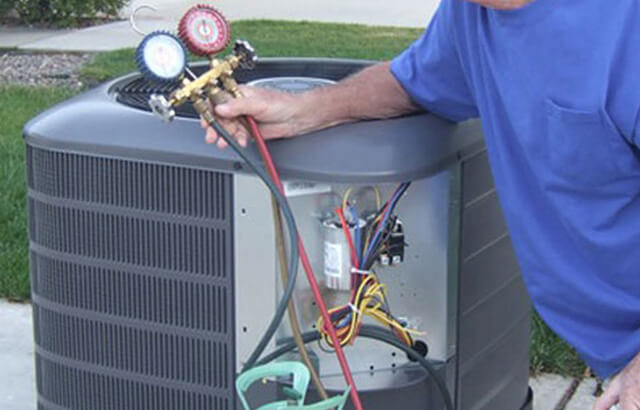 Residential Carrier Air Conditioning