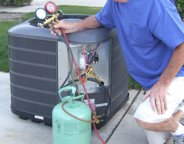 Carrier HVAC Maintenance Service